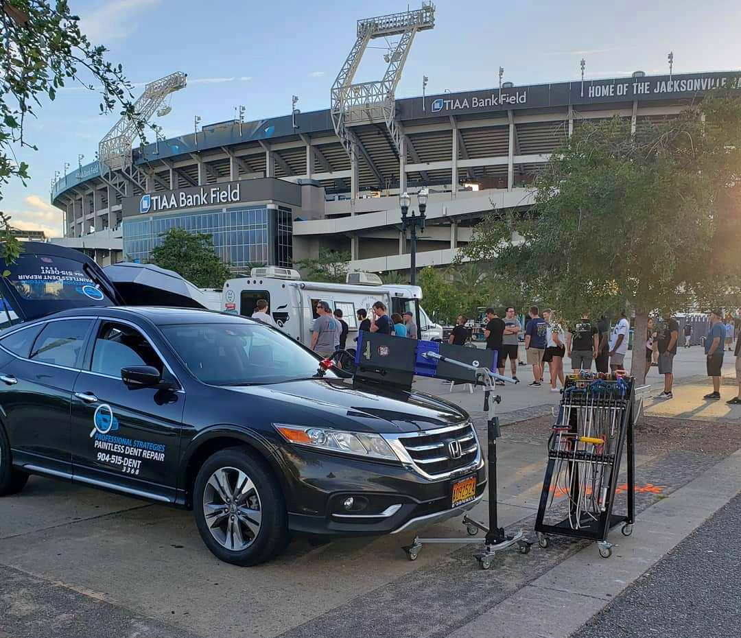 2019 TIAA Bank Stadium Large Car Event